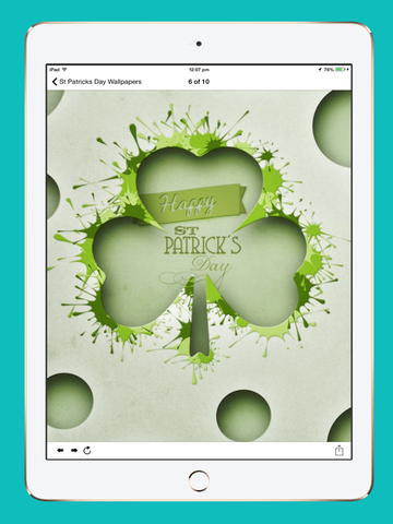 St. Patrick's Day Wallpapers, Themes and Backgrounds screenshot 7