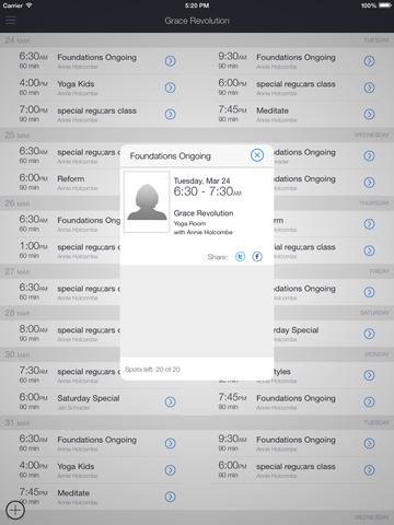 Grace Revolution screenshot 4