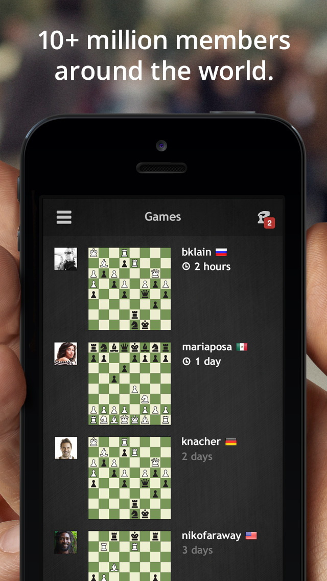 Chess - Play & Learn screenshot 2