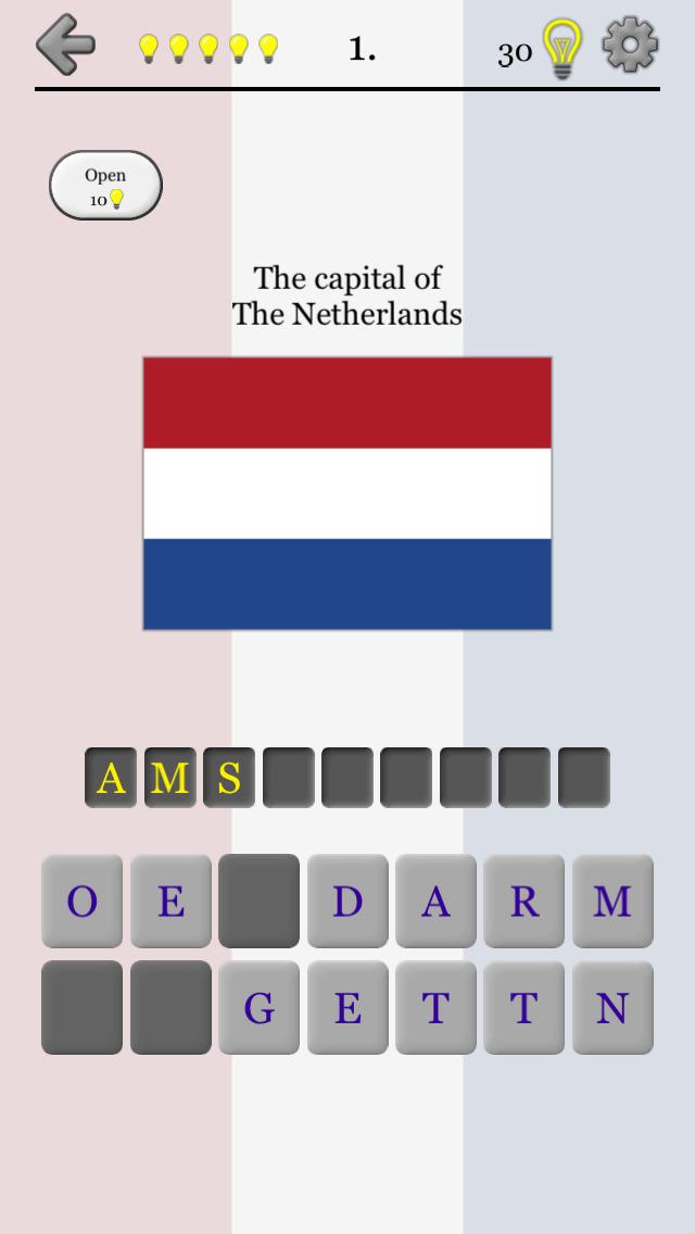 Provinces of the Netherlands screenshot 4