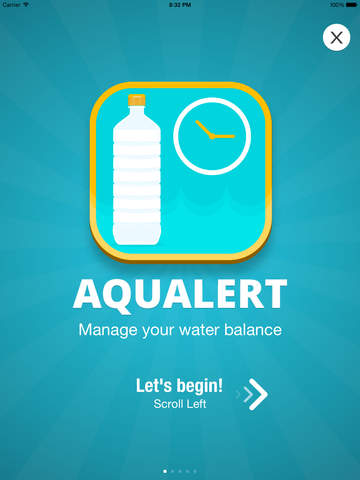 AQUALERT: Water Tracker Daily screenshot 8