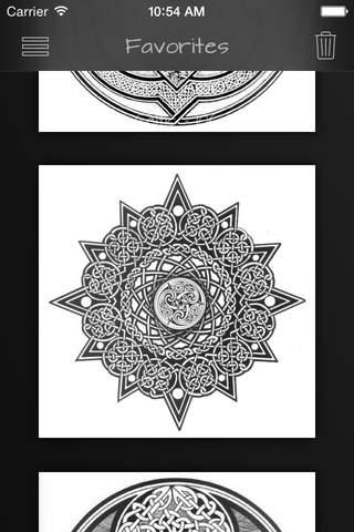 Celtic Tattoos Master - náhled