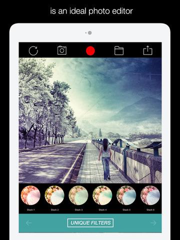 Alive Shot 360 - camera effects plus photo editor screenshot 6