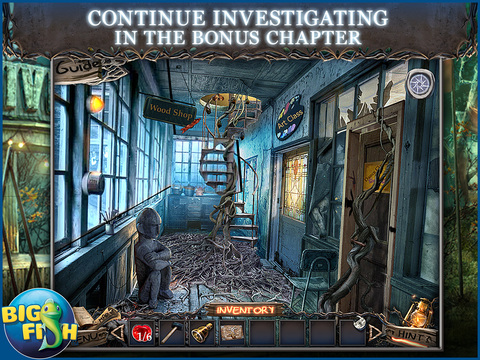 Sable Maze: Sullivan River HD - A Mystery Hidden Object Adventure screenshot 4