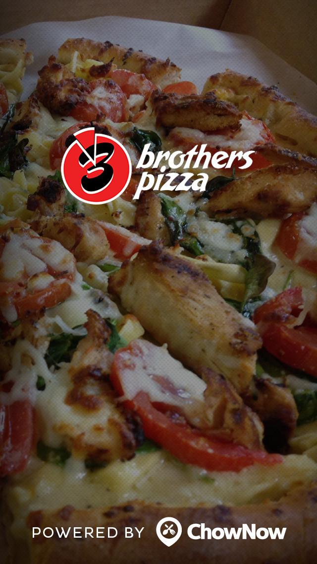 3 Brothers Pizza screenshot 1