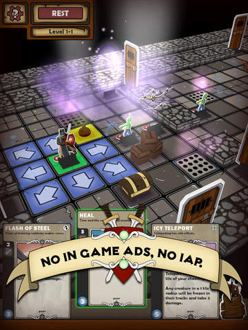 Card Dungeon screenshot 10