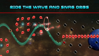 Wavefront (wave action puzzle) screenshot 4