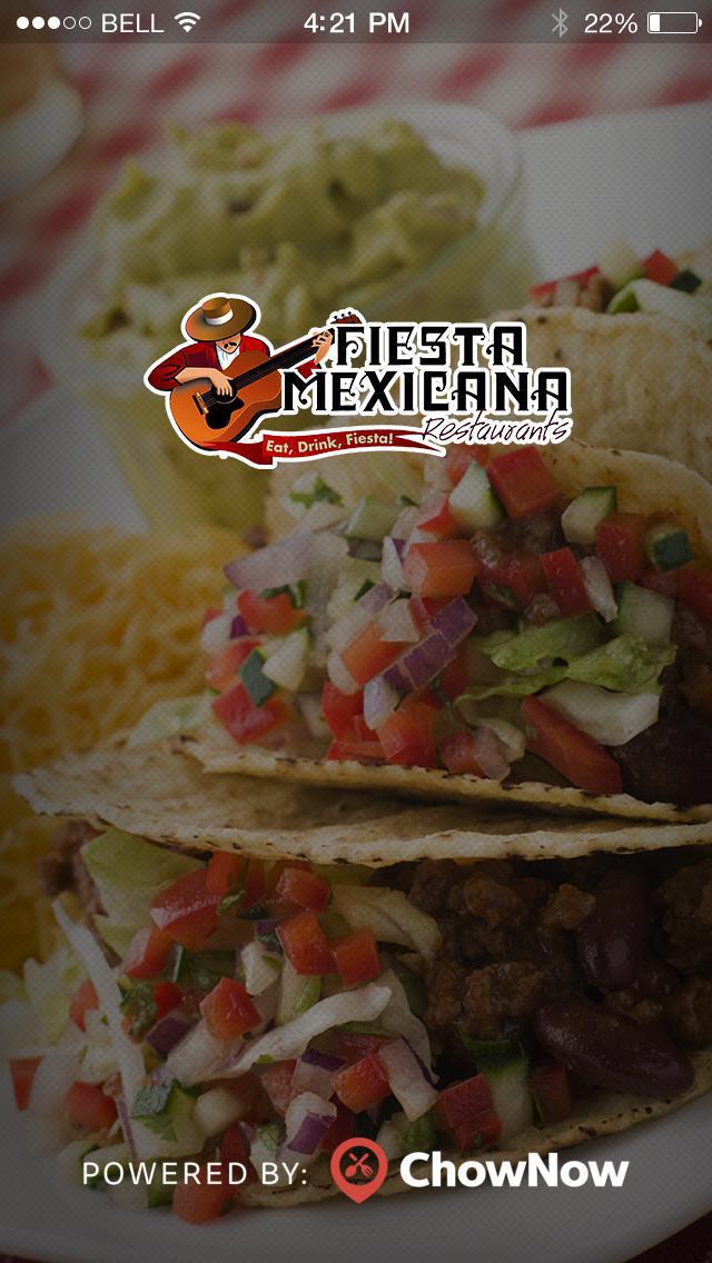 Fiesta Mexicana Restaurant screenshot 1