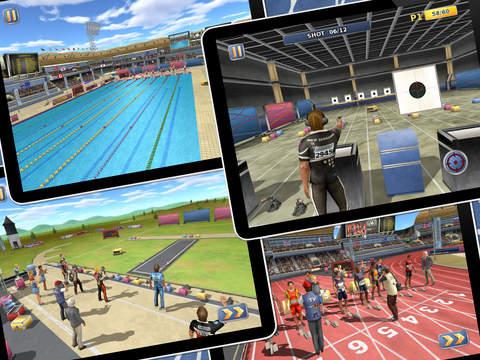 Athletics 2: Summer Sports screenshot 6