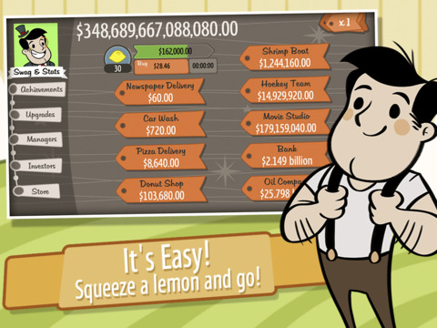 AdVenture Capitalist screenshot #2