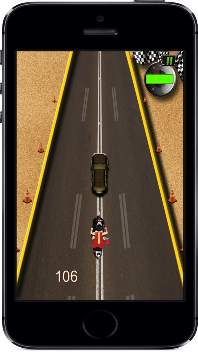 Grandma In Traffic PRO screenshot 3