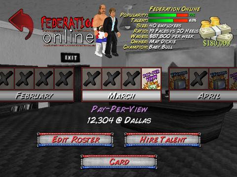 Booking Revolution (Free Wrestling) screenshot 6
