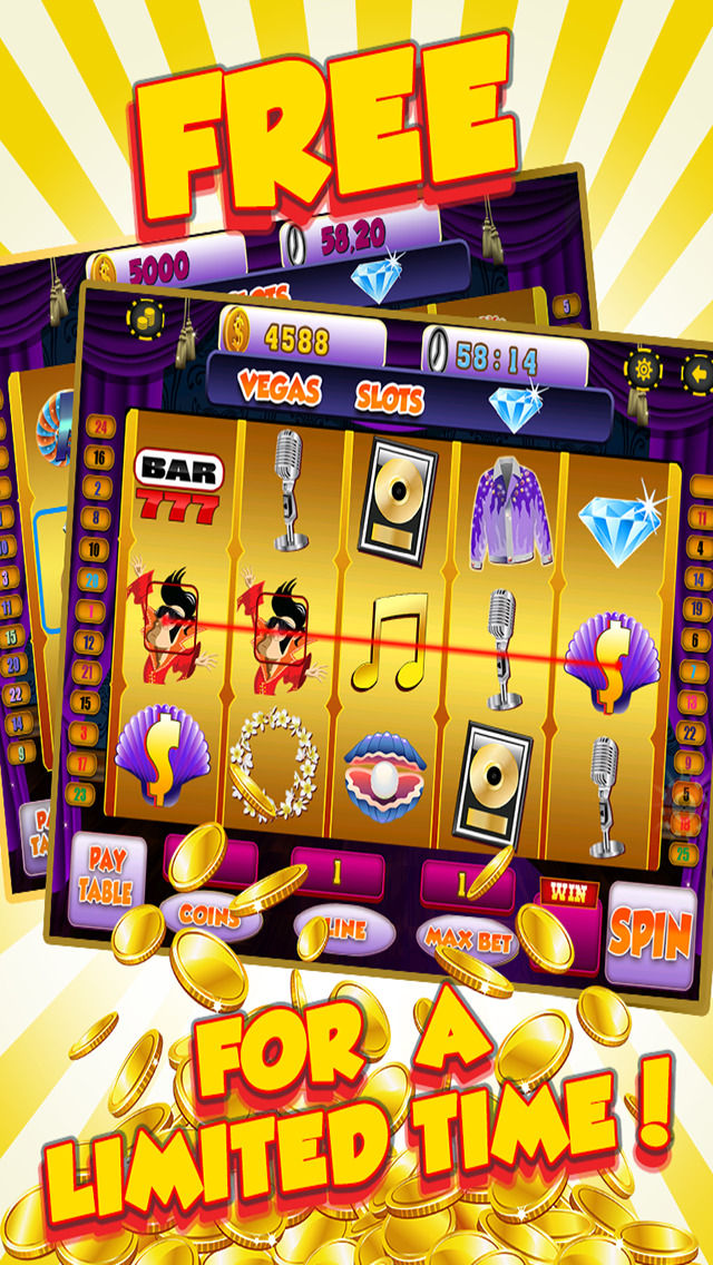 Ace Viva Vegas Slots - Crazy Casino Millionaire Slot Machine & Spin To Win Prize Wheel Games Free screenshot 5