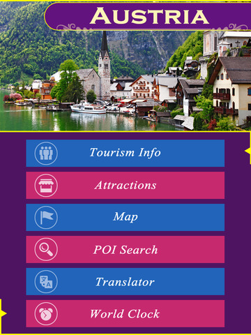 Austria Travel Guide screenshot 7