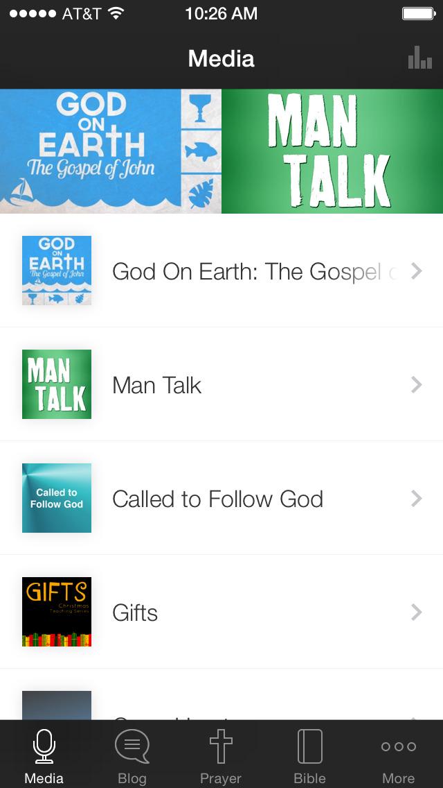 Creekside Church App screenshot 1