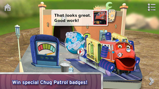 Chug Patrol: Ready to Rescue ~ Chuggington Book screenshot 5