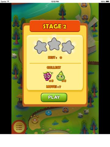 Fruita Swipe Free Game screenshot 7