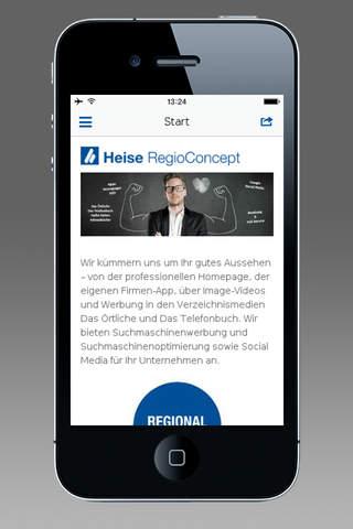 Heise RegioConcept - náhled