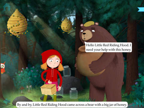 Little Red Riding Hood by Nosy Crow screenshot 9