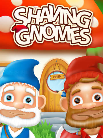 Shaving Crazy Gnomes – A Messy Hairy Shave Makeover ! screenshot 6