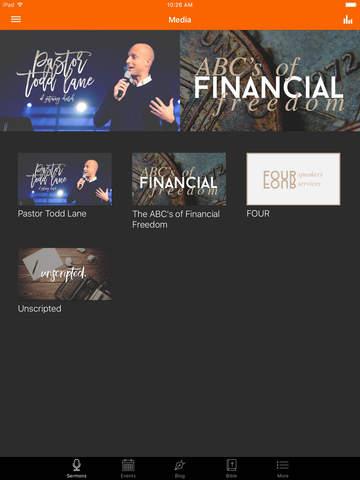 Fusion Church screenshot 4