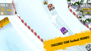 Red Bull Kart Fighter 3 - Unbeaten Tracks screenshot 3