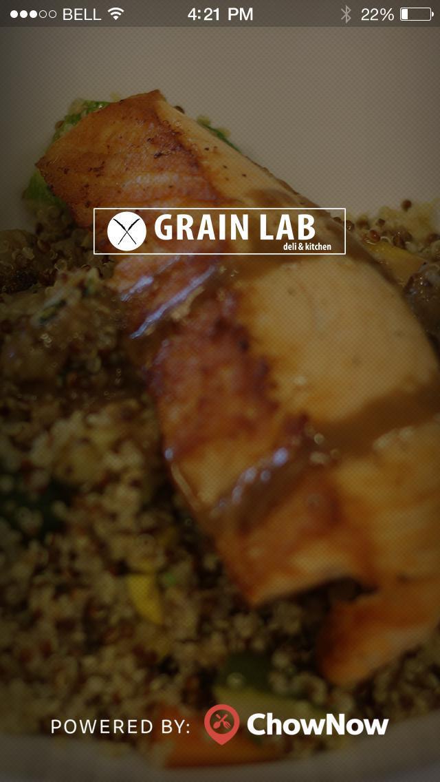 Grain Lab screenshot 1