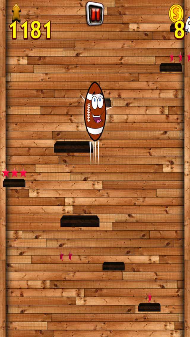 A Football Jump Free - Crazy Obstacle Adventure Game screenshot 5