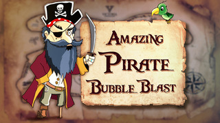 Amazing Pirate Bubble Match - best marble shooting game screenshot 1
