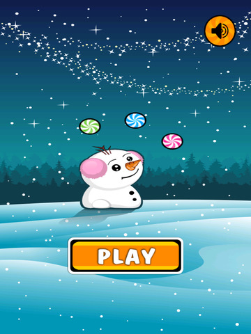Snowman Runway Race screenshot 3