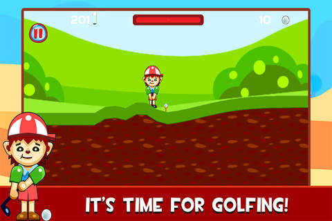 Golf: Hole In One! - náhled