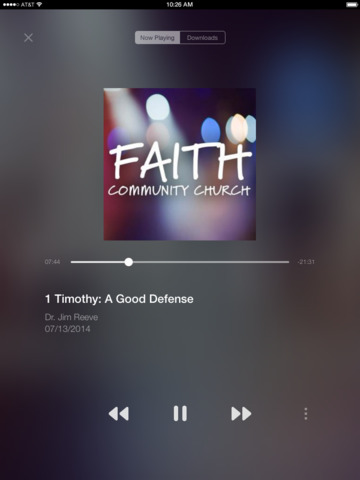 Faith App screenshot 5