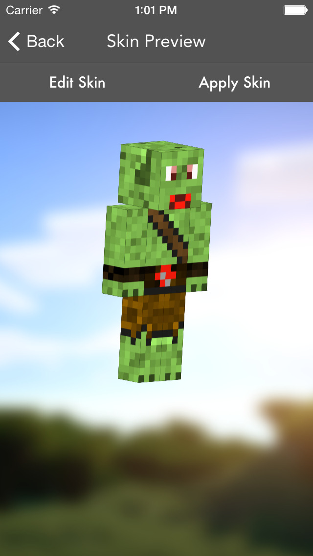 Skins Pro Medieval - Minecraft screenshot 5
