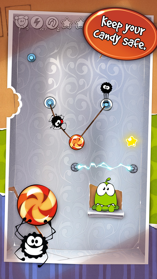 Cut the Rope GOLD screenshot 5