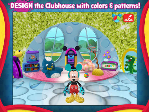 Mickey Mouse Clubhouse - Color & Play screenshot #3