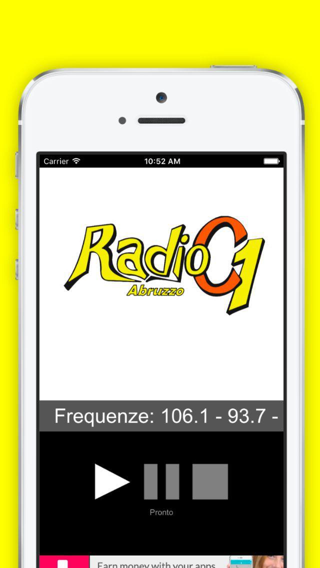 Radio C1 Abruzzo screenshot 2