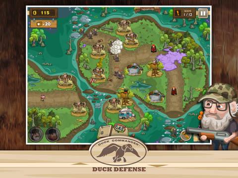 Duck Commander: Duck Defense screenshot 7