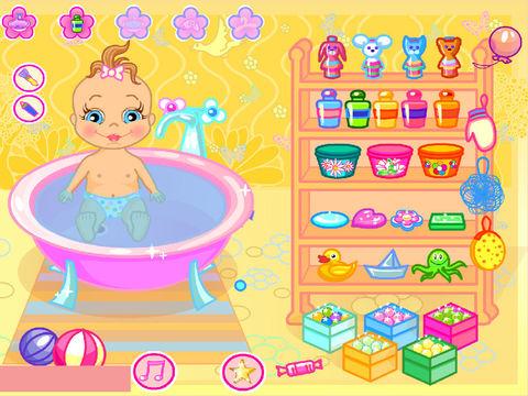 Help Baby A Bath screenshot 5