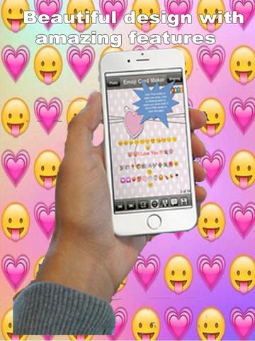 Pimp Your Photo With Emoji - Make Up Photo with Emoticons screenshot 8