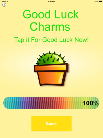 Good Luck Charms Free screenshot 5