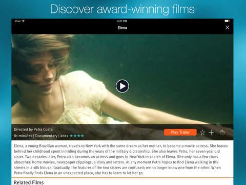 Fandor - Stream 6,000+ award-winning movies screenshot 6