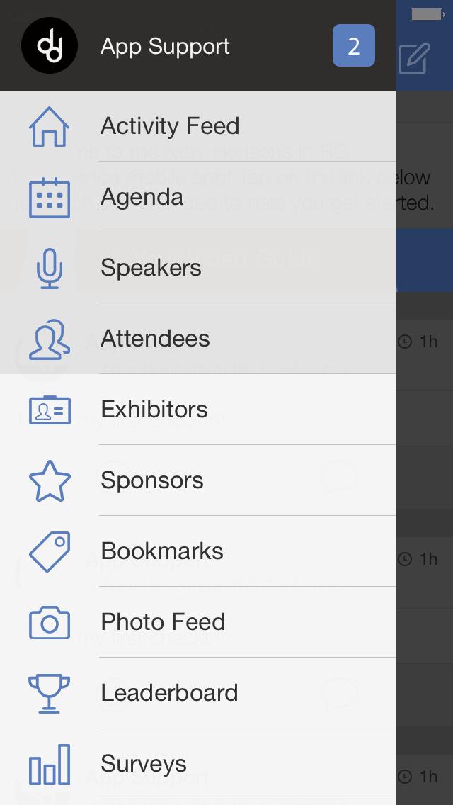 2015 AALU Annual Meeting screenshot 1