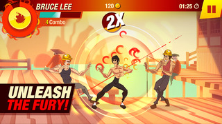 Bruce Lee: Enter the Game screenshot 3