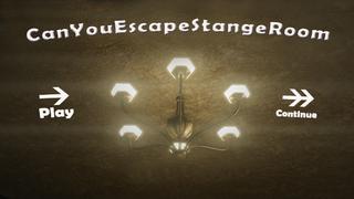 Can You Escape Strange Room 1 screenshot 1