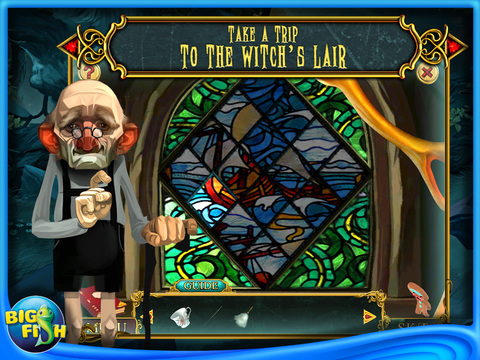 Fearful Tales: Hansel & Gretel HD - A Hidden Object Fairy Tale screenshot 3