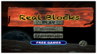 Real Blocks : Space Strike Delta Force screenshot 1