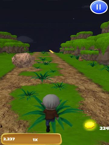 A Little Vampire 3D: Demon Run - FREE Edition screenshot 8