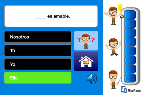 Spanish Grammar Premium - náhled