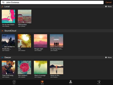 edjing DJ Mix Premium Edition - mixer console studio for iPhone and iPad screenshot 8