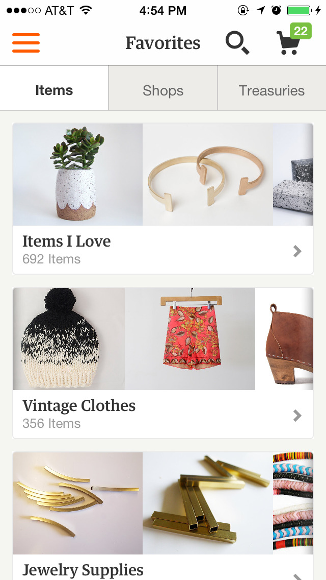 Etsy – Shop special, every day screenshot 2